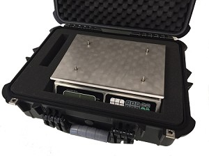 Tor-Rey TSW-CC-2016 Scale Carry Case